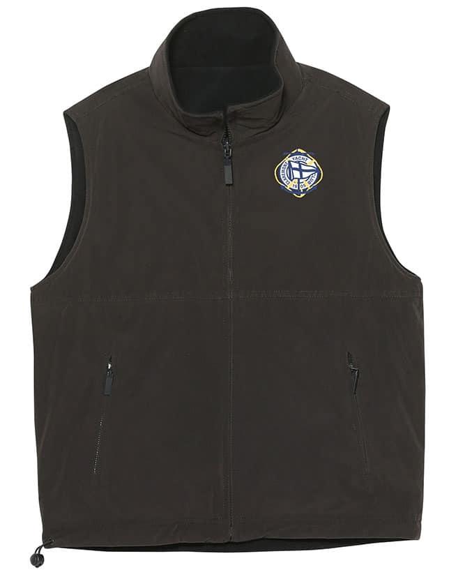 Claremont Yacht Club vest regalia