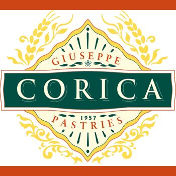 Corica Pastries Logo