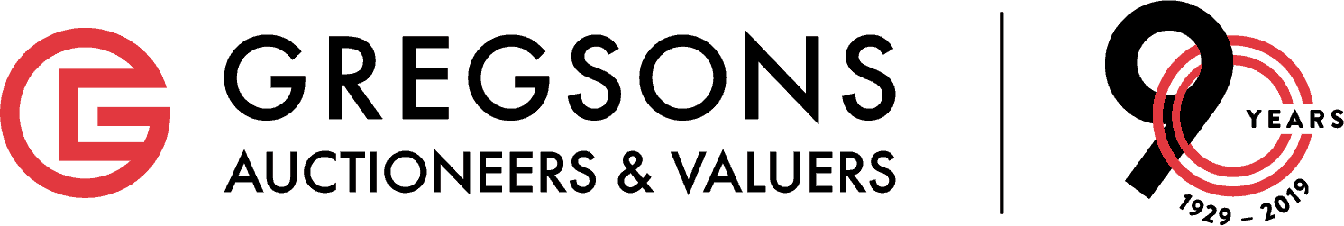 Gregsons Auctionners Logo